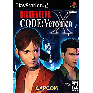 Resident Evil Code: Veronica X - PlayStation 2 (PS2) Game Complete - YourGamingShop.com - Buy, Sell, Trade Video Games Online. 120 Day Warranty. Satisfaction Guaranteed.