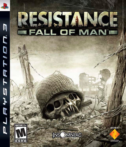 Resistance: Fall of Man - PlayStation 3 (PS3) Game