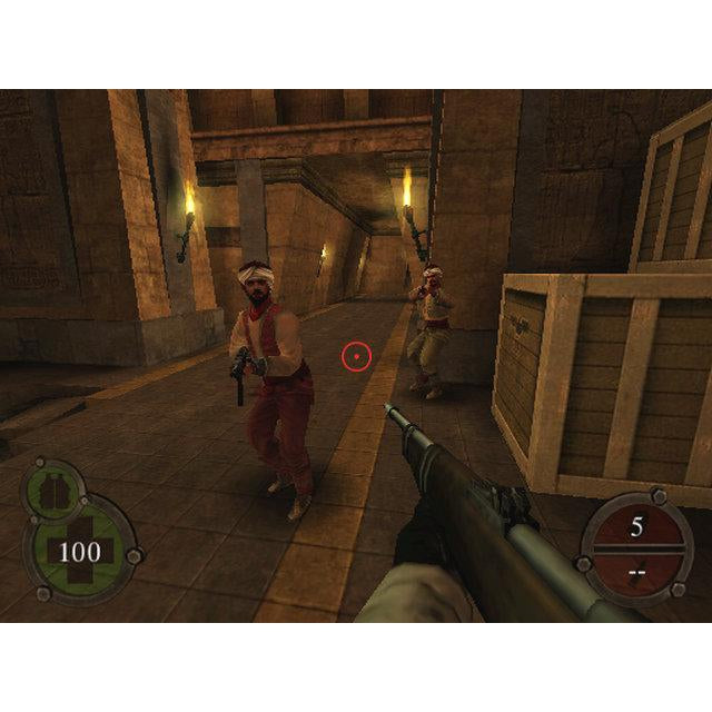 Return to Castle Wolfenstein: Operation Resurrection - PlayStation 2 (PS2) Game Complete - YourGamingShop.com - Buy, Sell, Trade Video Games Online. 120 Day Warranty. Satisfaction Guaranteed.