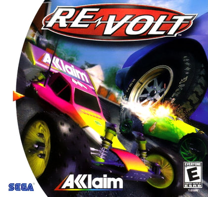 Re-Volt - Sega Dreamcast Game