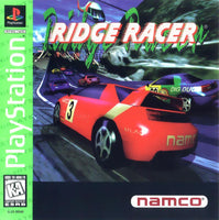 Ridge Racer (Greatest Hits) - PlayStation 1 (PS1) Game