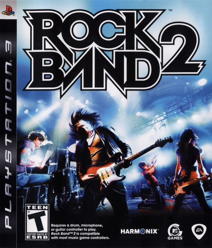 Rock Band 2 - PlayStation 3 (PS3) Game
