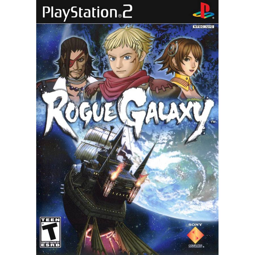 Rogue Galaxy - PlayStation 2 (PS2) Game Complete - YourGamingShop.com - Buy, Sell, Trade Video Games Online. 120 Day Warranty. Satisfaction Guaranteed.