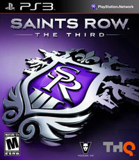 Saints Row: The Third - PlayStation 3 (PS3) Game
