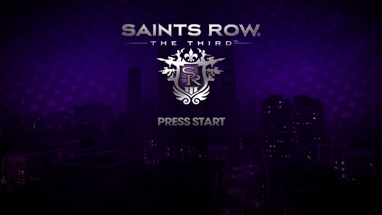 Saints Row: The Third - Microsoft Xbox 360 Game