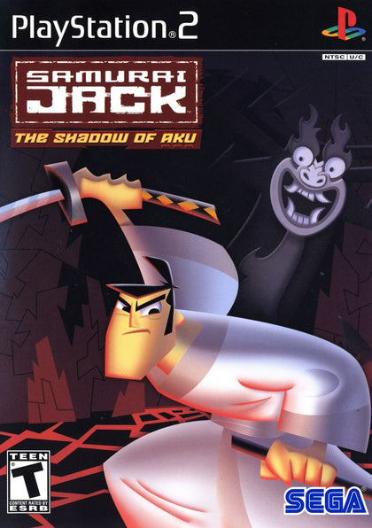 Samurai Jack: The Shadow of Aku - PlayStation 2 (PS2) Game