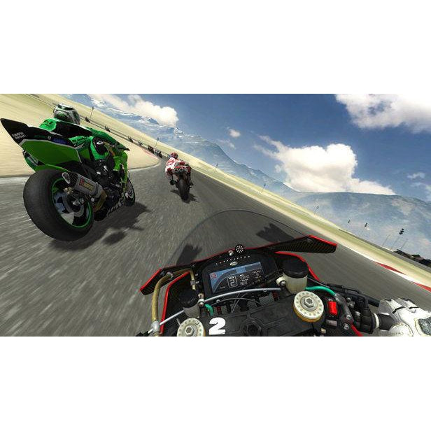 SBK: Superbike World Championship - PlayStation 2 (PS2) Game Complete - YourGamingShop.com - Buy, Sell, Trade Video Games Online. 120 Day Warranty. Satisfaction Guaranteed.