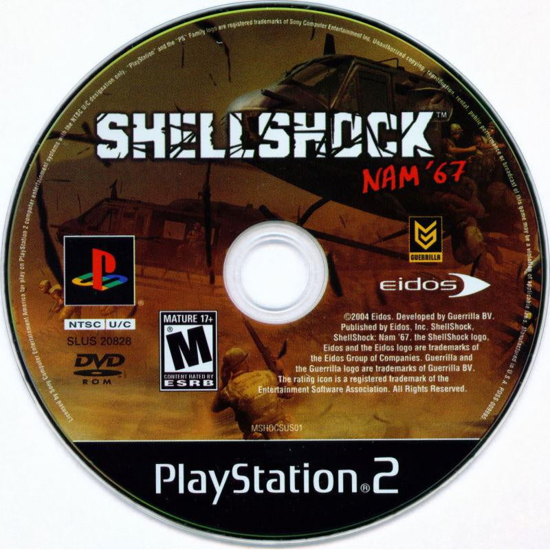 Shellshock: Nam '67 - PlayStation 2 (PS2) Game Complete - YourGamingShop.com - Buy, Sell, Trade Video Games Online. 120 Day Warranty. Satisfaction Guaranteed.