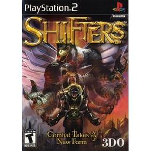 Shifters - PlayStation 2 (PS2) Game Complete - YourGamingShop.com - Buy, Sell, Trade Video Games Online. 120 Day Warranty. Satisfaction Guaranteed.