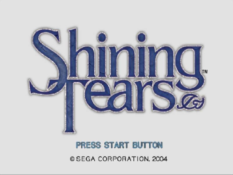 Shining Tears - PlayStation 2 (PS2) Game