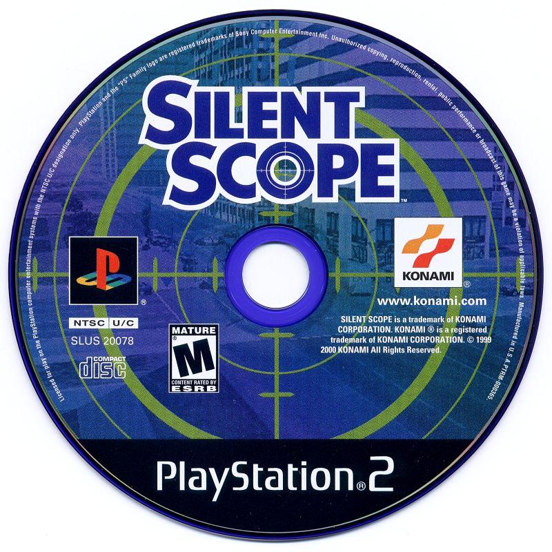 Silent Scope - PlayStation 2 (PS2) Game