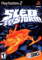 Sled Storm - PlayStation 2 (PS2) Game