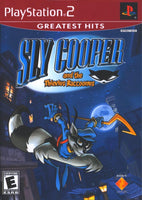 Sly Cooper and the Thievius Raccoonus (Greatest Hits) - PlayStation 2 (PS2) Game