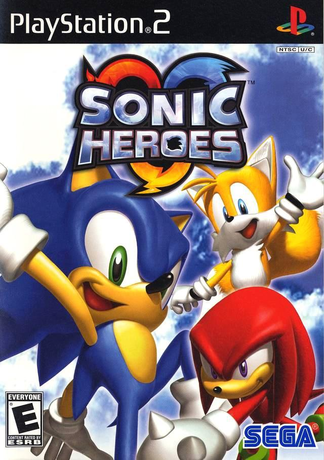 Your Gaming Shop - Sonic Heroes - PlayStation 2 (PS2) Game