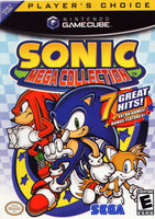 Sonic Mega Collection (Player's Choice) - GameCube Game