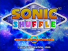 Sonic Shuffle (Not For Resale) - Sega Dreamcast Game