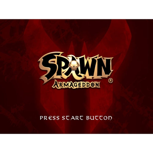 Spawn: Armegeddon - PlayStation 2 (PS2) Game Complete - YourGamingShop.com - Buy, Sell, Trade Video Games Online. 120 Day Warranty. Satisfaction Guaranteed.