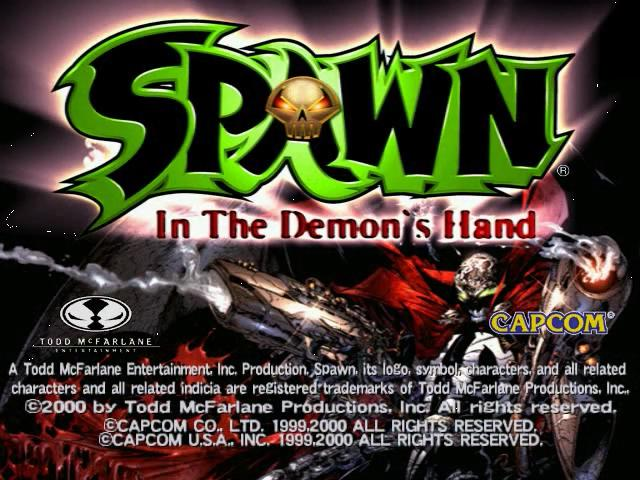 Spawn: In the Demon's Hand - Sega Dreamcast Game
