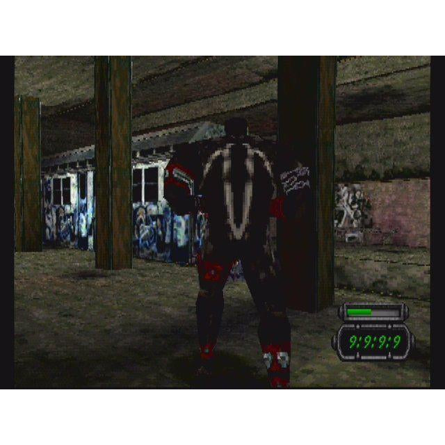 Spawn: The Eternal - PlayStation 1 (PS1) Game Complete - YourGamingShop.com - Buy, Sell, Trade Video Games Online. 120 Day Warranty. Satisfaction Guaranteed.
