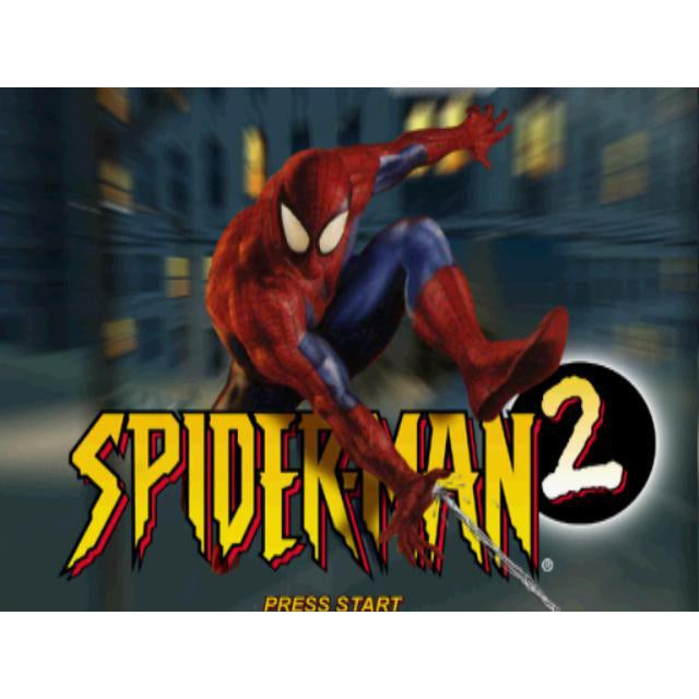 Spider-Man 2: Enter: Electro - PlayStation 1 (PS1) Game Complete - YourGamingShop.com - Buy, Sell, Trade Video Games Online. 120 Day Warranty. Satisfaction Guaranteed.