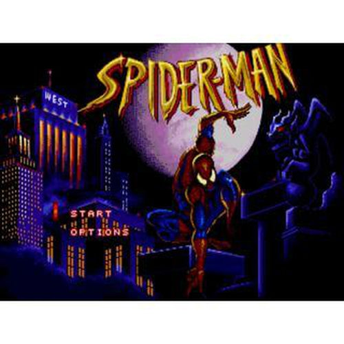 Spider-Man (1994) - Sega Genesis Game