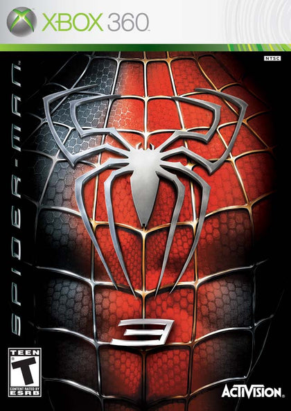 Spider-Man 3 - Microsoft Xbox 360 Game