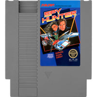 Spy Hunter - Authentic NES Game Cartridge