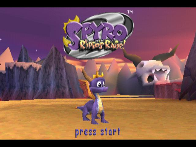 Your Gaming Shop - Spyro 2: Ripto's Rage! (Greatest Hits) - PlayStation 1 (PS1) Game