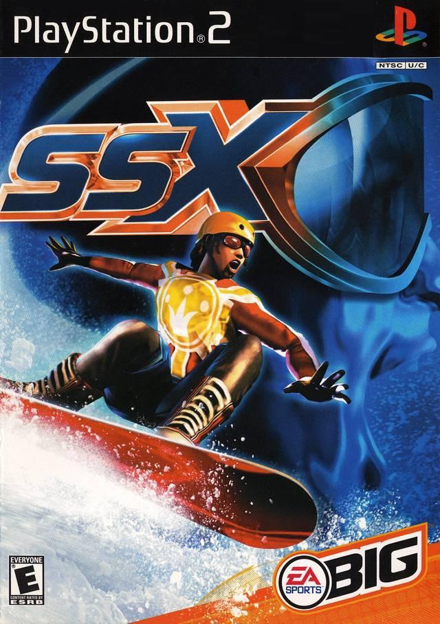 Your Gaming Shop - SSX - PlayStation 2 (PS2) Game
