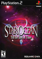 Star Ocean: Till the End of Time - PlayStation 2 (PS2) Game