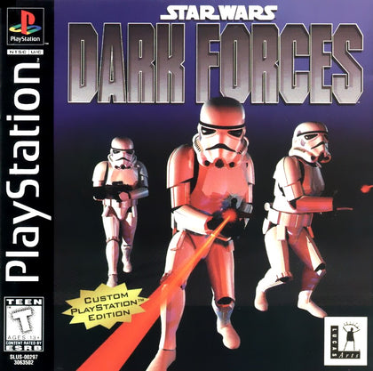 Star Wars: Dark Forces - PlayStation 1 (PS1) Game