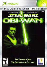 Star Wars: Obi-Wan (Platinum Hits) - Microsoft Xbox Game