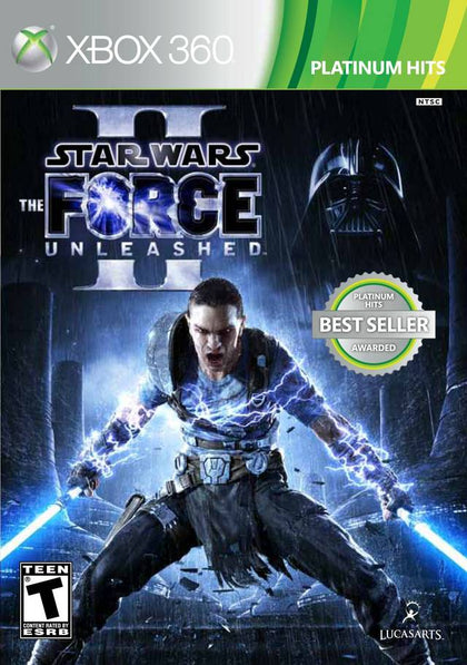 Star Wars: The Force Unleashed II (Platinum Hits) - Microsoft Xbox 360 Game