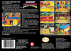 Sunset Riders - Super Nintendo (SNES) Game Cartridge