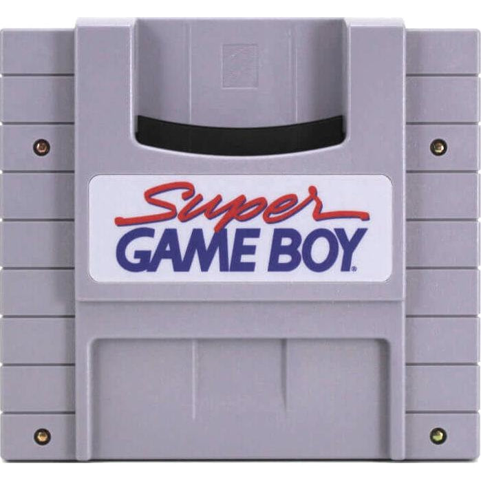Super Game Boy - Super Nintendo (SNES) Game Cartridge - YourGamingShop.com - Buy, Sell, Trade Video Games Online. 120 Day Warranty. Satisfaction Guaranteed.
