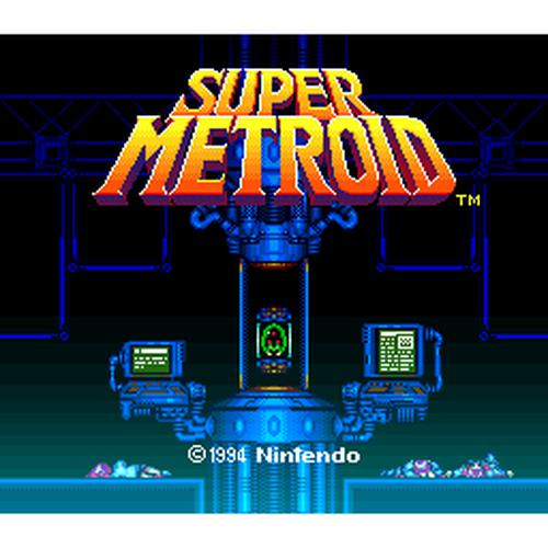 Super Metroid - Super Nintendo (SNES) Game Cartridge - YourGamingShop.com - Buy, Sell, Trade Video Games Online. 120 Day Warranty. Satisfaction Guaranteed.