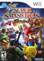 Super Smash Bros. Brawl - Nintendo Wii Game