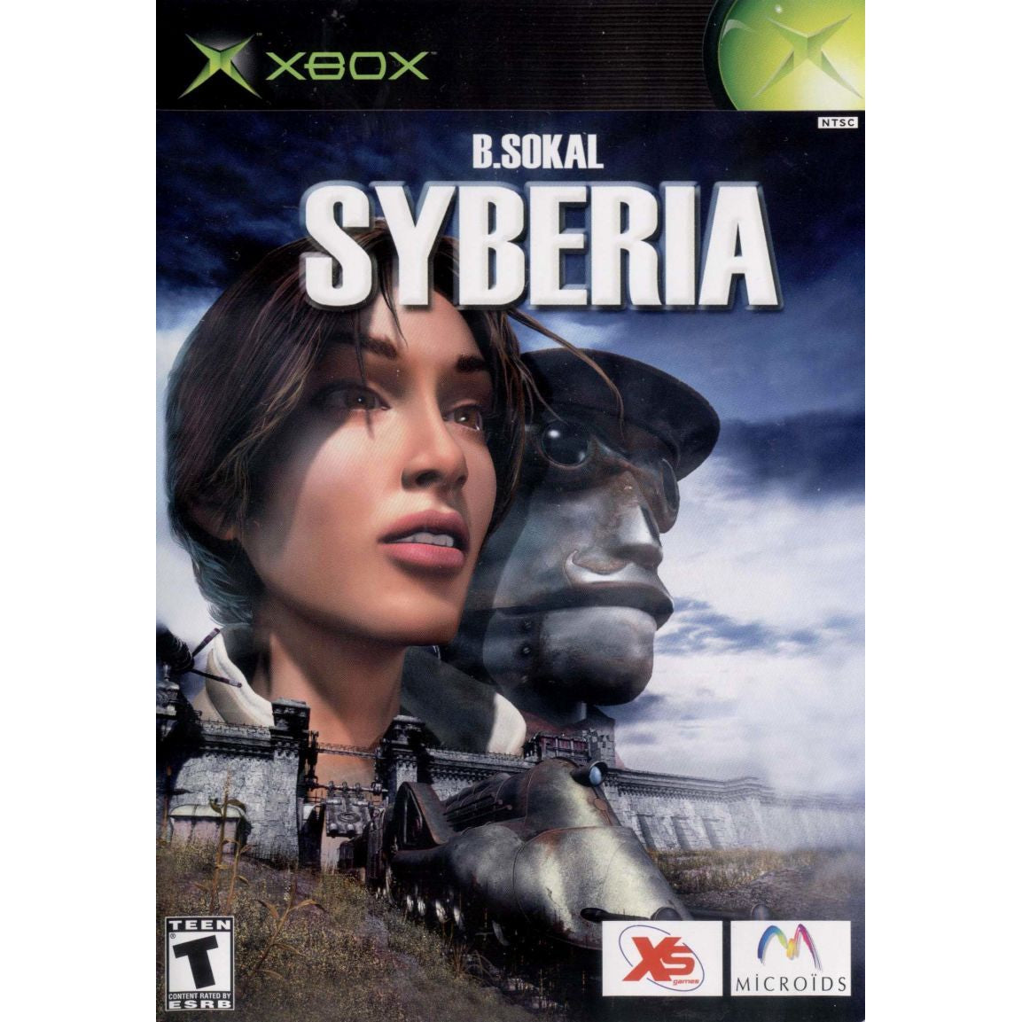Syberia - Microsoft Xbox Game Complete - YourGamingShop.com - Buy, Sell, Trade Video Games Online. 120 Day Warranty. Satisfaction Guaranteed.