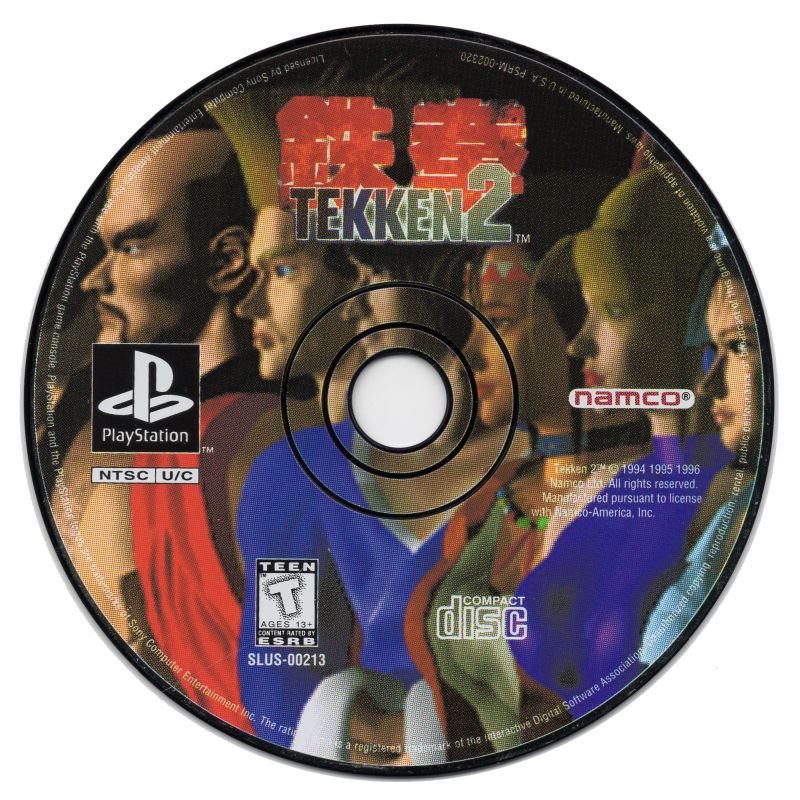 Tekken 2 - PlayStation 1 PS1 Game Complete - YourGamingShop.com - Buy, Sell, Trade Video Games Online. 120 Day Warranty. Satisfaction Guaranteed.