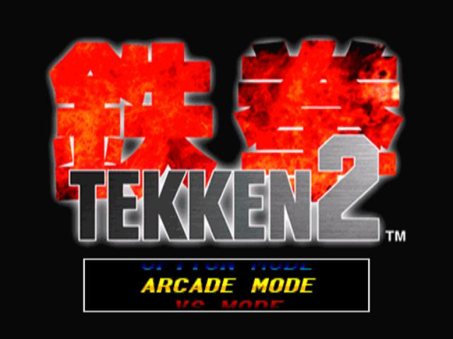 Tekken 2 (Greatest Hits) - PlayStation 1 PS1 Game