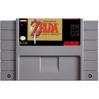 The Legend of Zelda: A Link to the Past - Super Nintendo (SNES) Game Cartridge