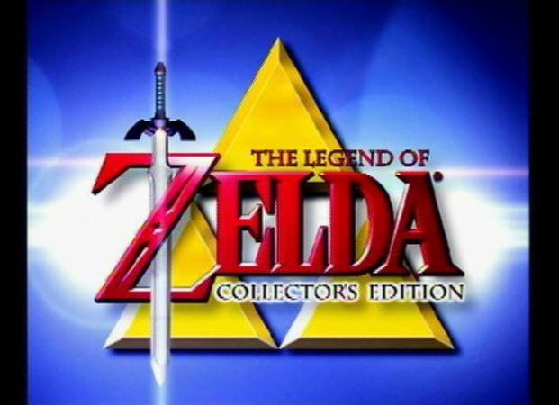 The Legend of Zelda: Collector's Edition - GameCube Game