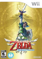 The Legend of Zelda: Skyward Sword - Wii Game