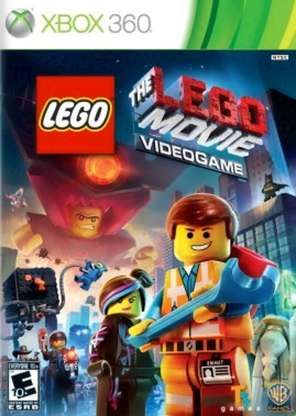 The LEGO Movie Videogame - Xbox 360 Game