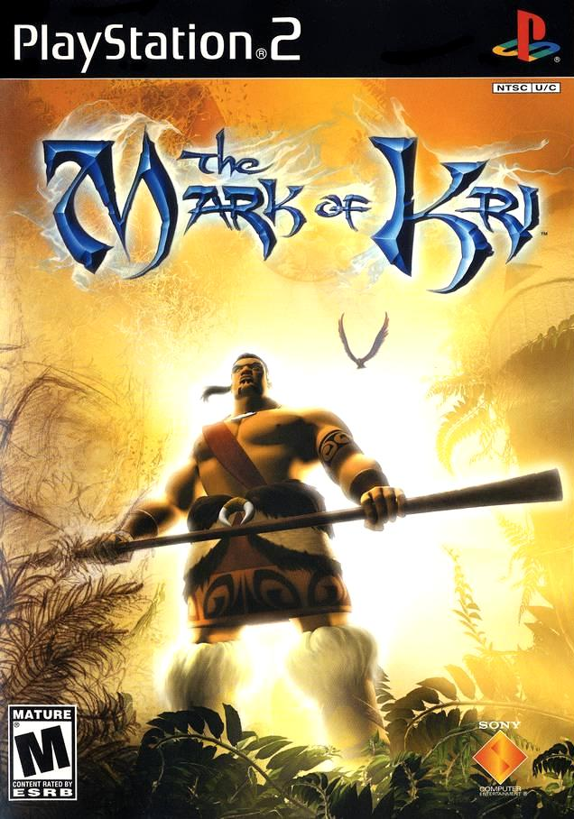 The Mark of Kri - PlayStation 2 (PS2) Game