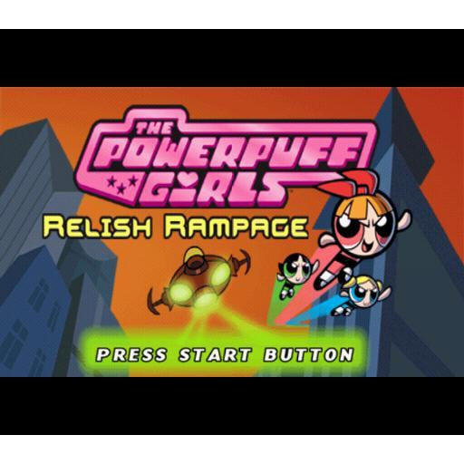 The Powerpuff Girls: Relish Rampage - PlayStation 2 (PS2) Game Complete - YourGamingShop.com - Buy, Sell, Trade Video Games Online. 120 Day Warranty. Satisfaction Guaranteed.
