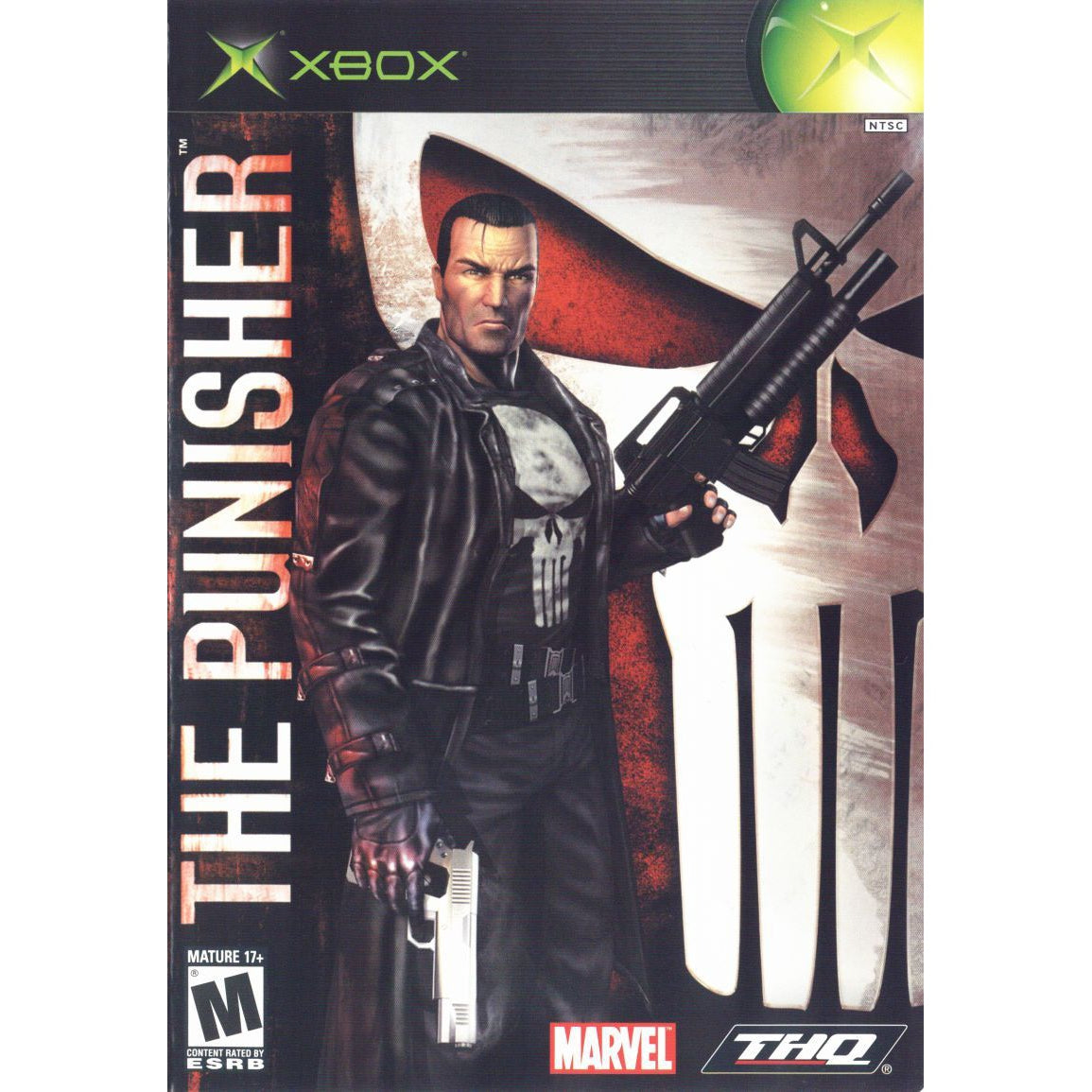 The Punisher - Xbox Game Complete - YourGamingShop.com - Buy, Sell, Trade Video Games Online. 120 Day Warranty. Satisfaction Guaranteed.