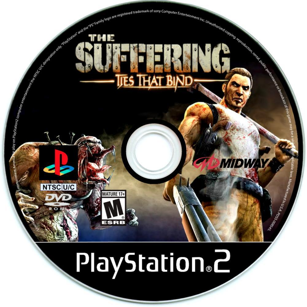 The Suffering: Ties That Bind - PlayStation 2 (PS2) Game Complete - YourGamingShop.com - Buy, Sell, Trade Video Games Online. 120 Day Warranty. Satisfaction Guaranteed.