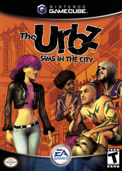 The Urbz: Sims in the City - Nintendo GameCube Game