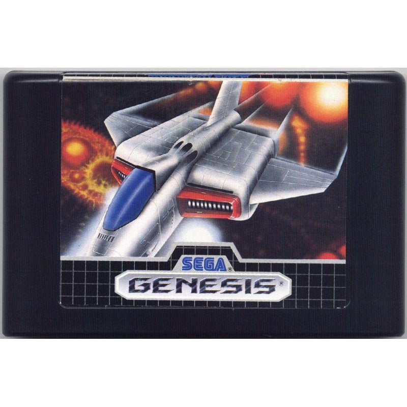 Thunder Force II - Sega Genesis Game - YourGamingShop.com - Buy, Sell, Trade Video Games Online. 120 Day Warranty. Satisfaction Guaranteed.